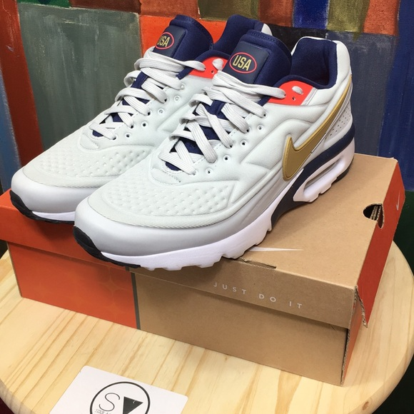 buy online 6fc30 511de Nike Air Max BW ultra SE Olympic USA Shoe Sneakers.  M5af5efbd9cc7efc53e7f63b2